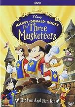 Best 3 musketeers cartoon Reviews