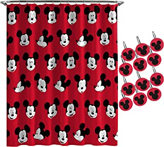 Best disney holiday shower curtain Reviews