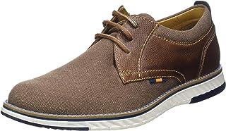 FRETZ men Steven, Zapatos de Cordones Derby Hombre