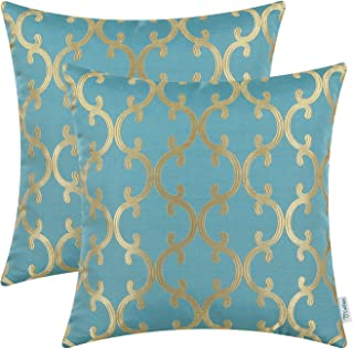 Best teal and gold room decor Reviews