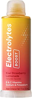 Electrolytes Kiwi Strawberry Lemonade Pod - Water Flavor Enhancer Supplement with Vitamins and Nutrients for LifeFuels Bot...