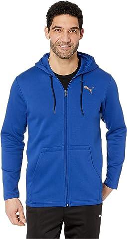 Vent Hooded Jacket