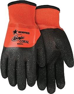 ninja coral gloves