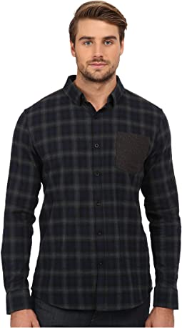 7 Diamonds - Evergreen Long Sleeve Shirt