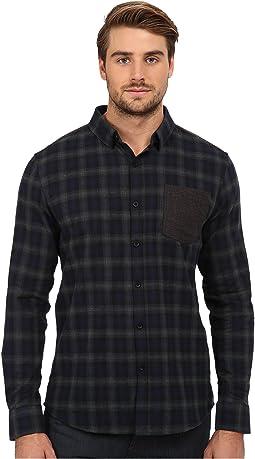 7 Diamonds - Evergreen Long Sleeve Shirt