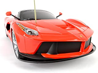 New Bright R/C F/F Showcase La Ferrari Includes 9.6V Power Pack, Batteries and Charger