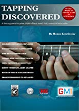Sponsored Ad - Tapping Discovered: A fresh approach for guitar players of rock, metal, funk, country & fusion styles