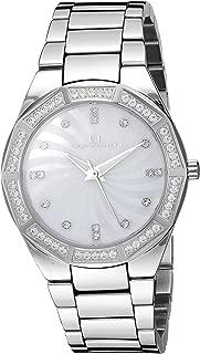 Oceanaut Women's Athena Quartz Watch with Stainless-Steel Strap, Silver, 21 (Model: OC0250)