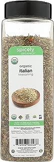 Spicely Organic Italian Seasoning 7 Oz Certified Gluten Free