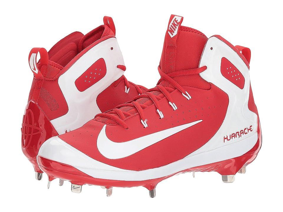 Nike Alpha Huarache Elite (University Red/White/White) Men