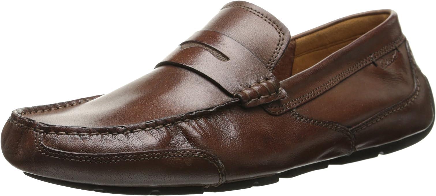 Clarks Men's Ashmont Way Slip-On Loafer