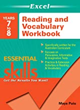Excel Essential Skills: Reading and Vocabulary Workbook Years 7-8