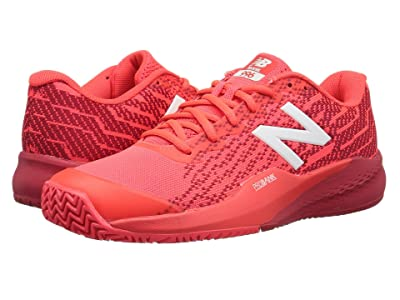 New Balance MCY996v3 (Flame/Red) Men