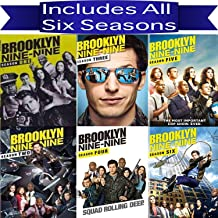 Brooklyn Nine Nine Season 1-6 DVD Season 1,2,3,4,5,6 DVD Complete Series