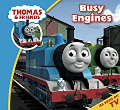 Thomas & Friends: Busy Engines (Thomas & Friends Story Time Book 21)
