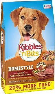 Kibbles 'n Bits Homestyle Dry Dog Food