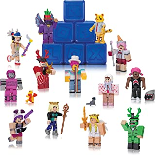 Roblox Gold Collection Series 2 Dark Blue Mystery Box (1 character per box.)