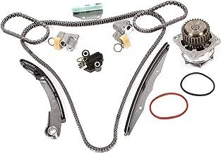 Evergreen TK3042WPTTiming Chain Kit, and Water Pump Fits: 05-10 Nissan Frontier Pathfinder Xterra 4.0L DOHC VQ40DE