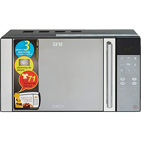 IFB 20 L Convection Microwave Oven (20BC4, Black)