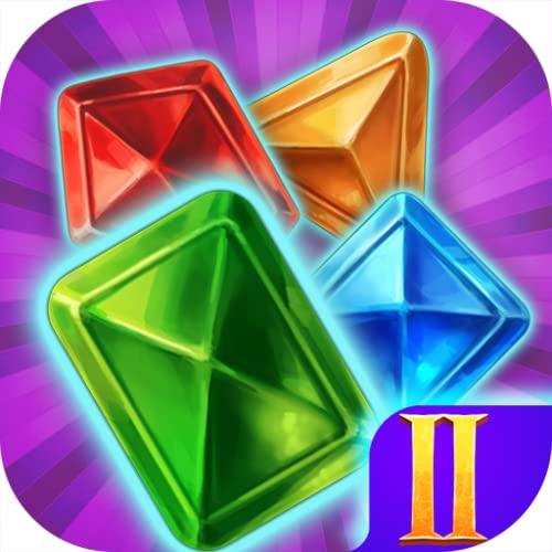 Jewel Super World II - New jewel match 3 games
