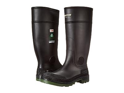 Baffin Enduro Steel Toe (Black/Clear/Green) Men
