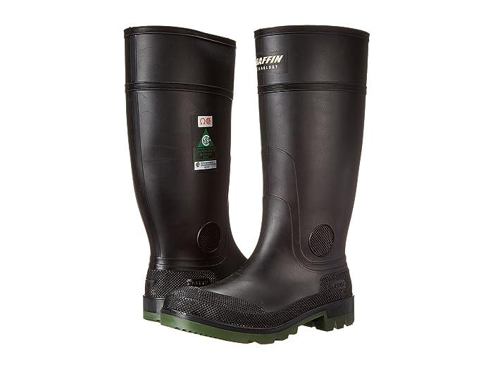Baffin  Enduro Steel Toe (Black/Clear/Green) Mens Boots