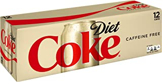Caffeine Free Diet Coke, 12 fl oz, 12 Pack