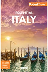 Fodor's Essential Italy 2020 (Full-color Travel Guide) Kindle Edition