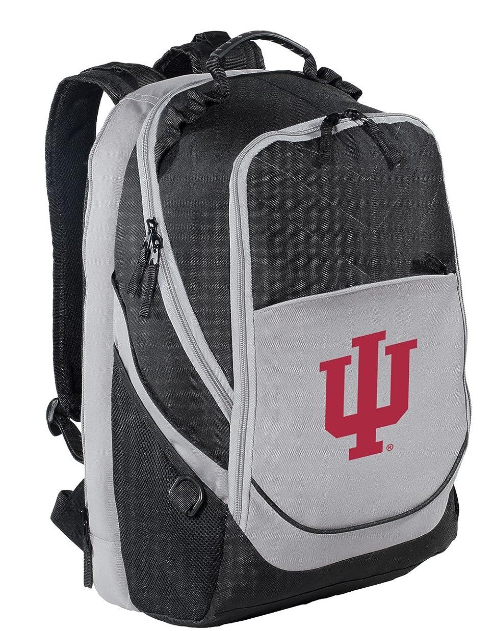 無しスロープ聖書インディアナ州大学バックパックIUノートパソコンコンピュータバッグ