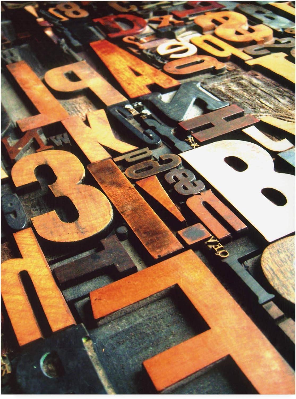Trademark Fine Art Typography Photography 1