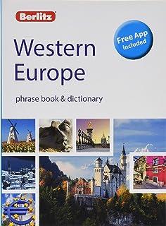 Berlitz Phrase Book & Dictionary Western Europe (Bilingual dictionary)
