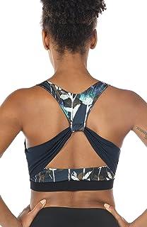 icyzone Women's Activewear Fitness Moving Comfortbal Racerback Sports Bras