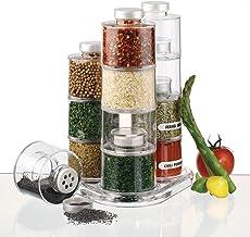 (Carousel) - Prodyne ST-12 Spice Tower Carousel, 12-Bottle