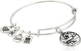 Alex and Ani Team USA Track and Field Expandable Bangle Bracelet