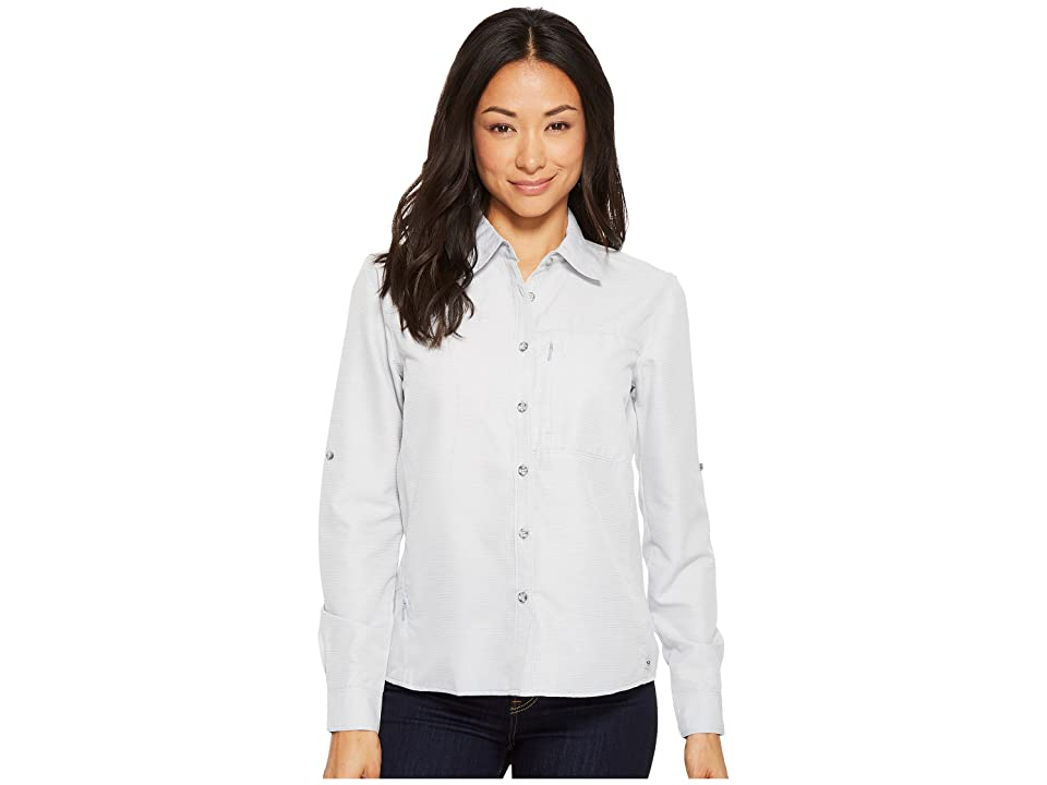 Mountain Hardwear Canyontm Long Sleeve Shirt (Steam) Women