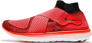 reputable site d5b97 62184 Nike Free RN Motion Flyknit 2017 880845 600 Bright Crimson Black (13)