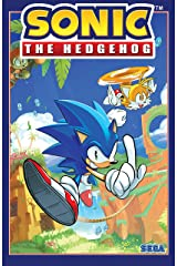 Sonic the Hedgehog Vol. 1: Fallout (Sonic The Hedgehog (2018-)) Kindle Edition