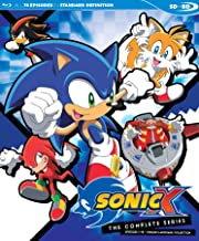 Best sonic x complete series blu ray Reviews