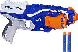 Brinquedo Lança Dardos Nerf Elite Disruptor - Tambor rotativo e desbloqueio rápido - B9838 - Hasbro