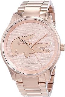 Lacoste 2001015.0 Women's Victoria Watch, color Rosa, Estándar