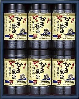 アサムラサキ かき醤油味付のりセット(KN-30)