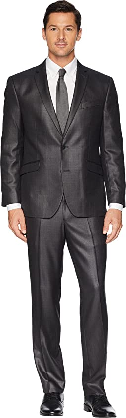 "UNLISTED Slim Fit 32"" Finished Bottom Suit"