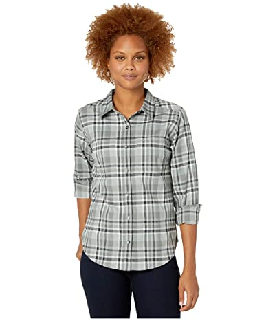 Royal Robbins Thermotech Flannel (Light Pewter) Women