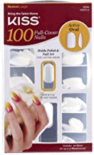 Best short white oval nails Reviews