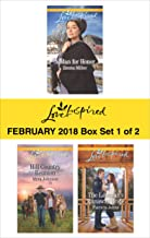 Harlequin Love Inspired February 2018 - Box Set 1 of 2: A Man for HonorHill Country ReunionThe Lawman's Runaway Bride