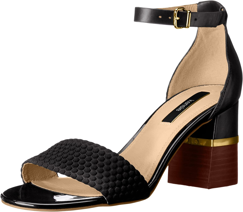 Kensie Womens Estan Dress Sandal