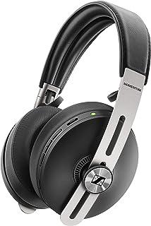 Sennheiser ゼンハイザー MOMENTUM Wireless M3AEBTXL BLACK Bluetoothノイズキャンセリングヘッドホン, オートon/off, スマートポーズ, ボイスアシスタント連携, Smart Contro...
