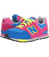 New Balance Kids - KL574v1 Cut & Paste (Little Kid)