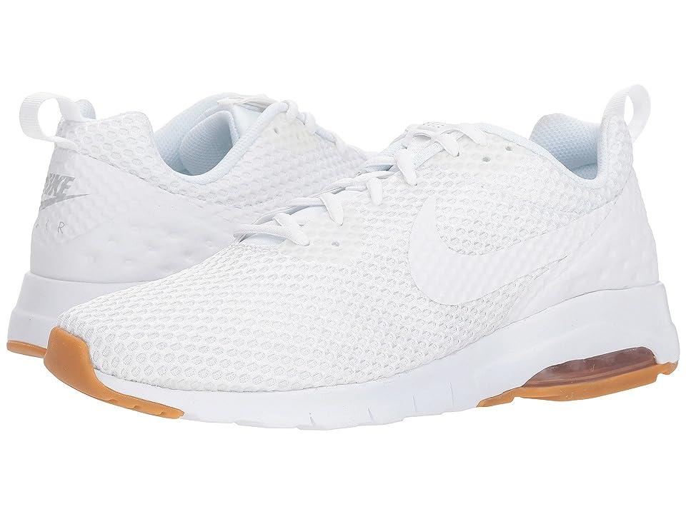Nike Air Max Motion Low SE (White/White/Wolf Grey/Gum Light Brown) Men