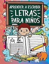 Aprender A Escribir Letras Para Niños: Primeros...